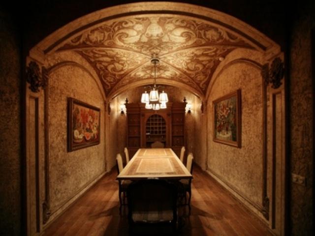 Винные комнаты